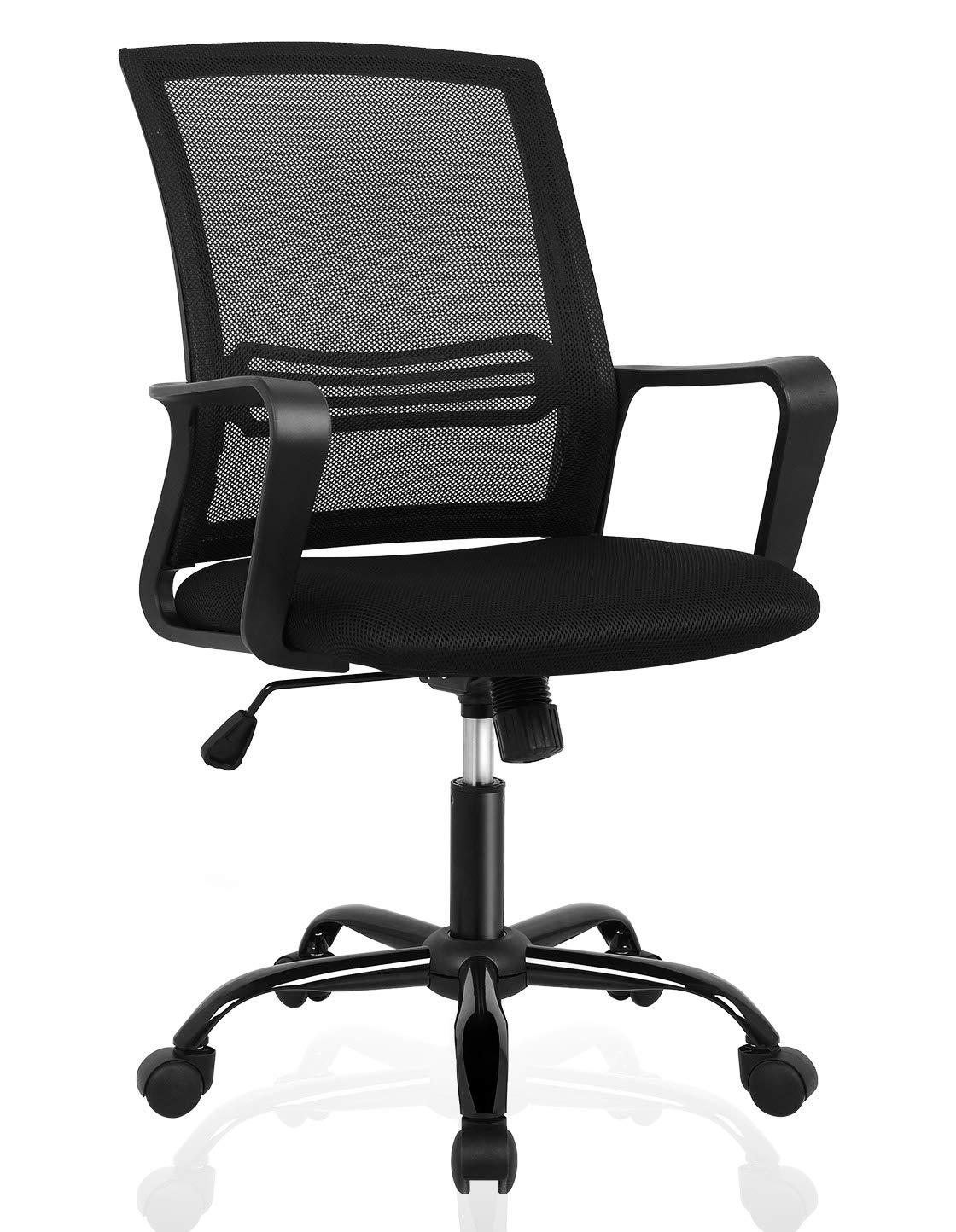 Office Computer Ergonomic Executive Armrests