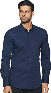 Antony Morato Men's Slim Fit Casual Shirt
