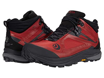 Topo Athletic Trailventure WP (Rust/Black) Men