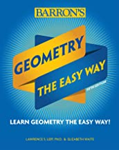 Geometry: The Easy Way (Barron's Easy Way)