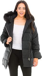 Best hooded down winter coat Reviews