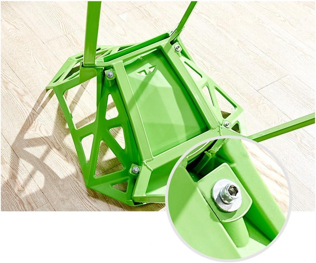 Président WGZ- Chaise de Tabouret en Plastique Minimaliste Moderne Maison créative Simple (Color : A) C