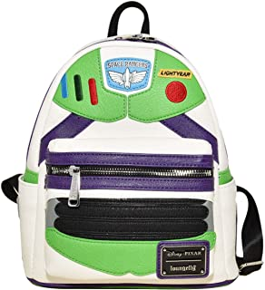Loungefly Toy Story Buzz Lightyear Faux Leather Mini Backpac