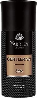 Yardley Gentleman Elite Body Spray, 150 ml