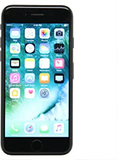 Apple iPhone 7, 32GB, Black - For AT&T / T-Mobile (Renewed)