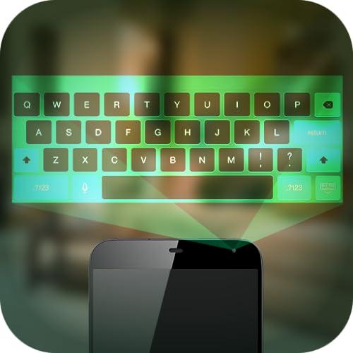 Keyboard 3D keys