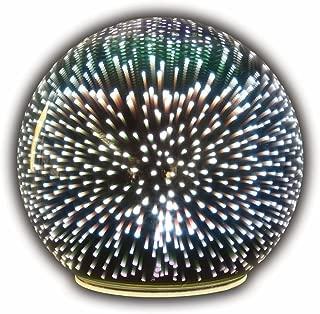 Best mercury glass globe accent lamp Reviews