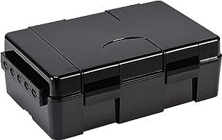 Knightsbridge IP55 Weatherproof Electrical Box for Outside - Black