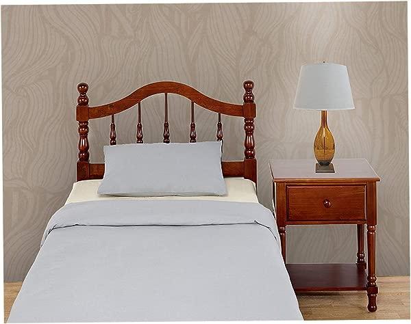 Victoria Wood Headboard Cherry Finish Full Queen Comfy Living Home D Cor Furniture Heavy Duty