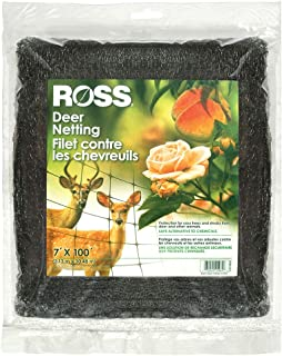 Ross Deer Netting and Fencing Reusable (Protection for Trees and Shrubs from Animals) 7 feet x 100 feet (Pack of 4)