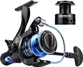 KastKing Pontus Baitfeeder Spinning Reel Live Lining Fishing 9+1 Ball Bearings Up to 26.5 Lbs/ 12 Kg Drag