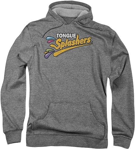 Dubble Bubble - - Splashers Tongue Logo Hommes sweat à capuche