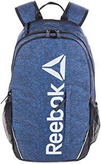 Reebok Trainer Gym Backpack for Men, Sports Backpack with Laptop Slot