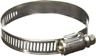 Laguna Stainless Steel Non-Kink Hosing Hose Clamp, 1-9/16 to 2-1/2-Inch, 2-Pack