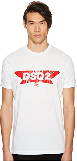 DSQUARED2 - Maple Leaf T-Shirt