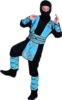 Boland 82191–Disfraz para niños Ninja Royal