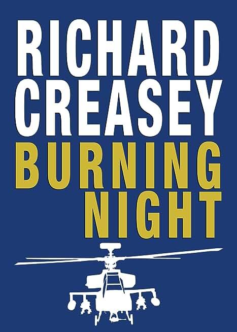 Burning Night (A Doc Palfrey Thriller) (English Edition)