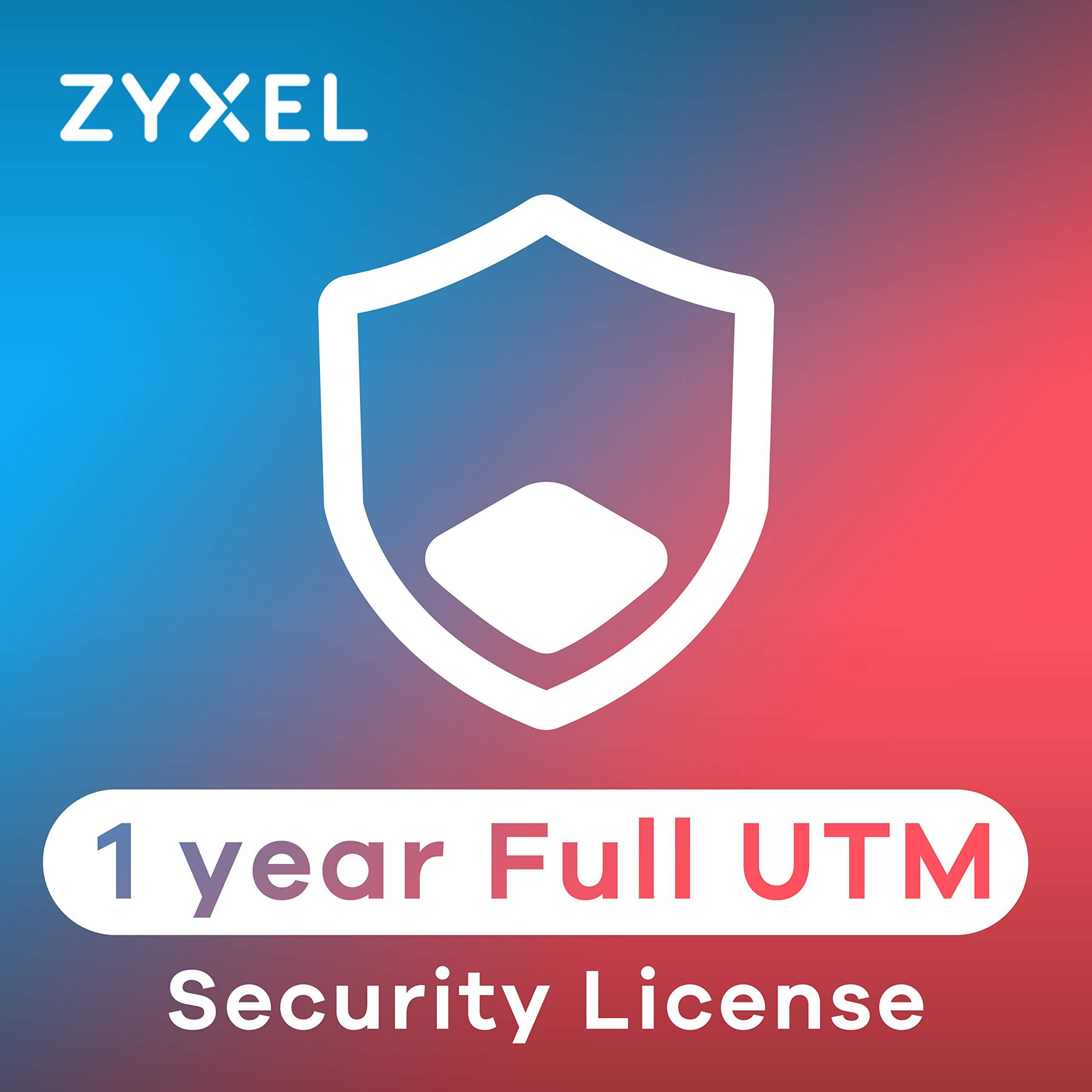 ZyXEL UTM Licencia, 1 YR Content Filtering, Anti-Spam, Anti-Virus Bitdefender Signature, IDP para USG40/USG40W [LIC-BUN-ZZ0046F]: Amazon.es: Electrónica