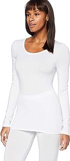 Marca Amazon - Iris & Lilly Camiseta térmica de manga larga para Mujer
