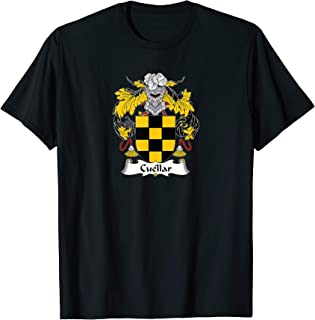 Cuellar Coat of Arms - Family Crest Shirt