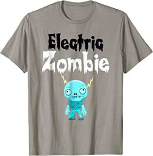 electric zombie clothing