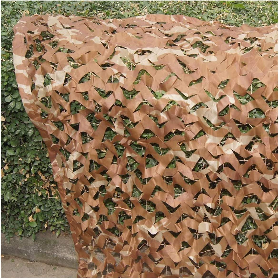 YANGUANG Indianapolis Mall Woodland Camo Netting Brown 5% OFF Net Camouflage Desert