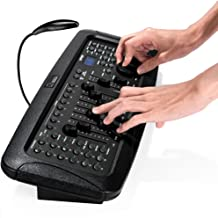MFL. DMX 512 Stage Light Controller DJ Operator with 192 Channels 240 Scenes for Lighting, Lasers, Moving Head Par Lights,...