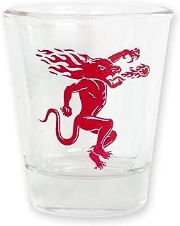 Fireball Whiskey Shot Glass