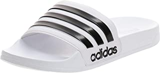 adidas Men's Cloudfoam Adilette Beach & Pool Shoes