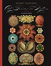 Ernst Haeckel Art Forms in Nature Coloring Book