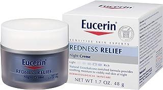 Eucerin 優色林 去紅血絲 舒緩晚霜,1.7盎司