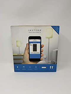 INSTEON Home Control Starter Kit, 1 Hub & 2 Dimmer Modules - 2244-372