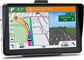 GPS Navigation for Car, 7 inches 8GB Lifetime Map Update Navigation System for Cars, Vehicle GPS Navigator,