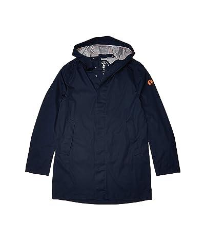 Save the Duck Bark X Hooded Coat (Navy Blue) Men