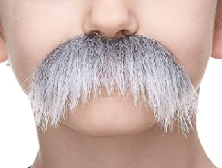 Fake Mustache, Self Adhesive, Novelty, Small Walrus False Facial Hair, Costume Accessory for Kids