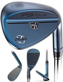 Wilson Golf- Staff FG Tour PMP Gun Blue Wedge 60/09 Lob Wedge