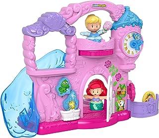 Castillo de Disney Princesas Play & Go de Fisher-Price por Little People