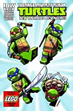 TMNT New Animated Adventures #12 LEGO VAR