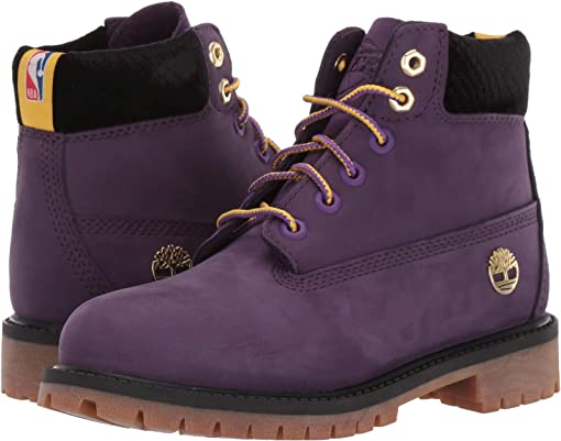 Medium Purple Nubuck
