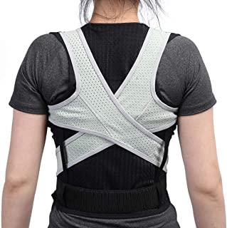 Back Brace Support Posture Corrector Back Corset Spine Lumbar Shoulder Brace Posture Correction Belt