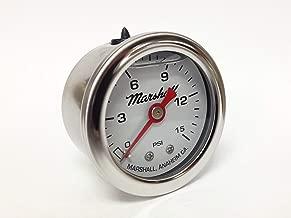 Aeromotive 15632 0-15 psi Fuel Pressure Gauge