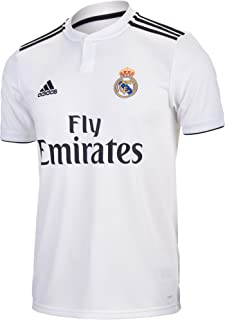 adidas Soccer Youth Real Madrid Home Jersey