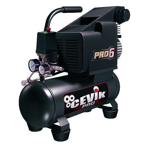 Cevik CA-PRO6 - Monoblock Portátiles 230V- 750W- 6 Lt.- 8