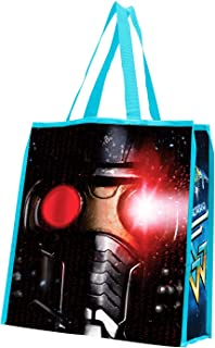 Vandor 26573 Marvel Guardians of the Galaxy Large Recycled Shopper Tote, Multicolor