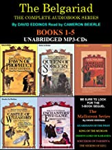 The Complete Belgariad Series Books 1-5 (Pawn of Prophecy, Queen of Sorcery, Magician's Gambit, Castle of Wizardry & Enchanters End Game) [Unabridged MP3-CD] by David Eddings