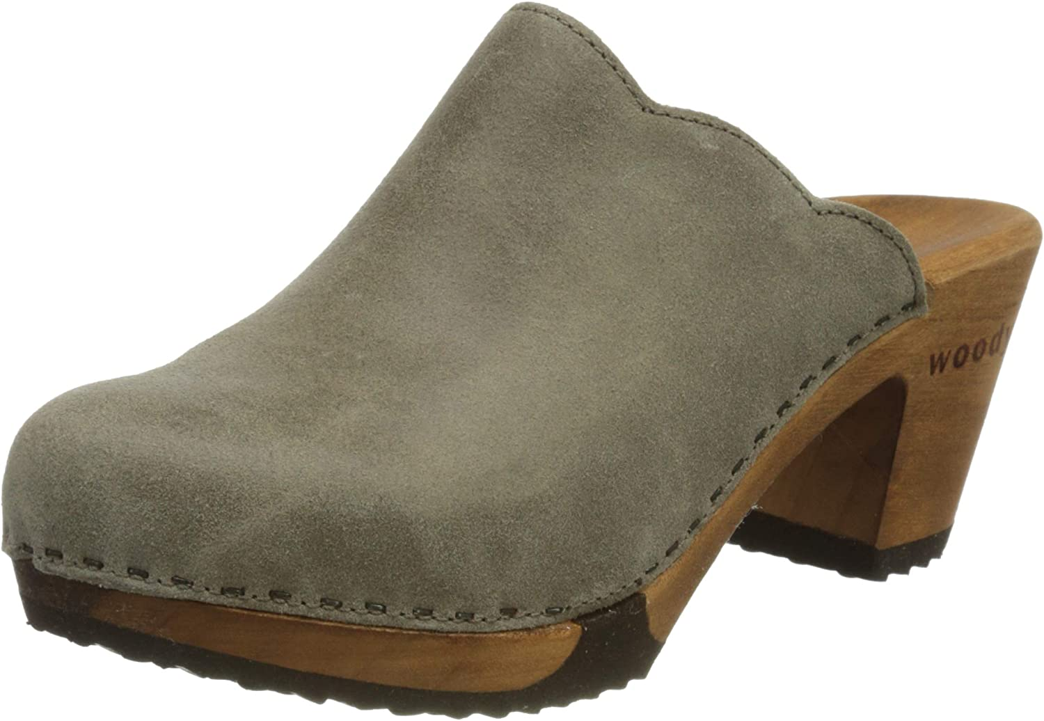 Woody Women's オープニング 大放出セール 正規店 Wooden Clog Shoes