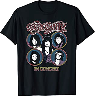 Aerosmith - In Concert T-Shirt
