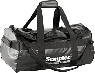 Semptec Urban Survival Technology Rucksackreisetasche: 2in1-Rucksack-Reisetasche aus reißfester LKW-Plane, 65 l Sporttasche Rucksack 2in1