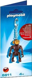 Playmobil 6611 City Life Zoo Monkey Keyring - Multi