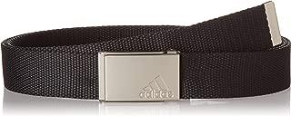 adidas Golf Webbing Belt, Black, One Size